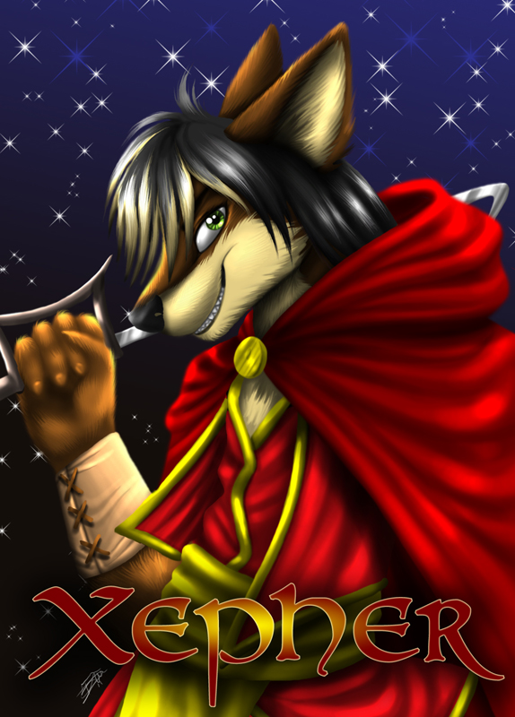 Xepher Badge by X2010