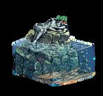 Pixel Commission - Shark Boy