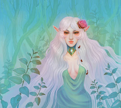 |COM| Poisonous rose by Asano-nee