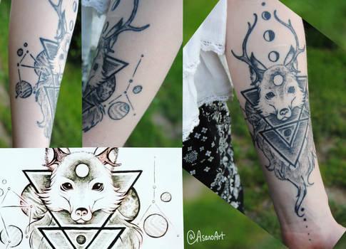 |COM| Mystic foxdeer
