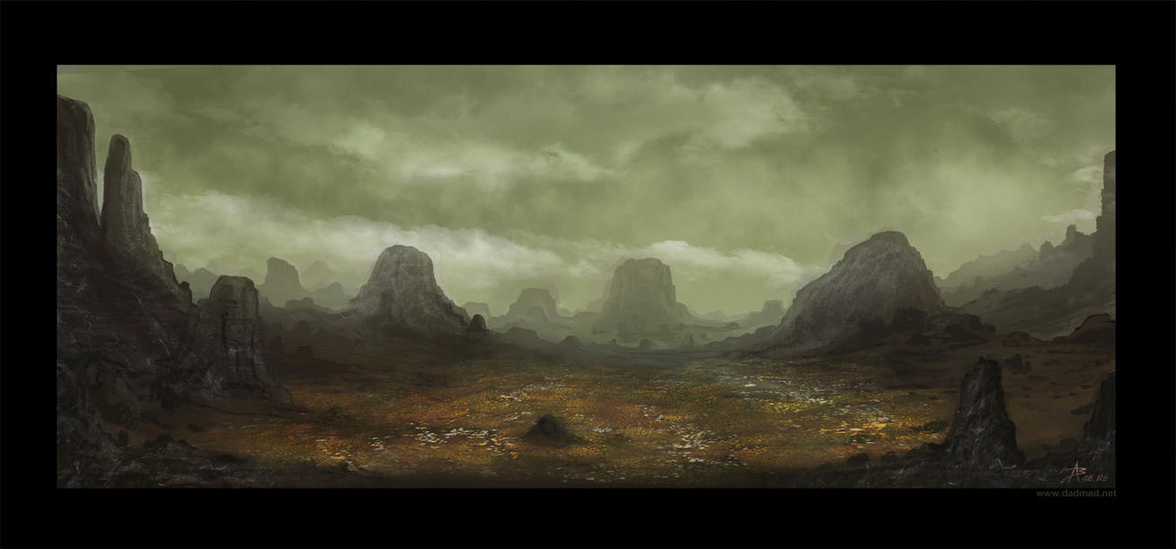 Landscape_1 by dadmad