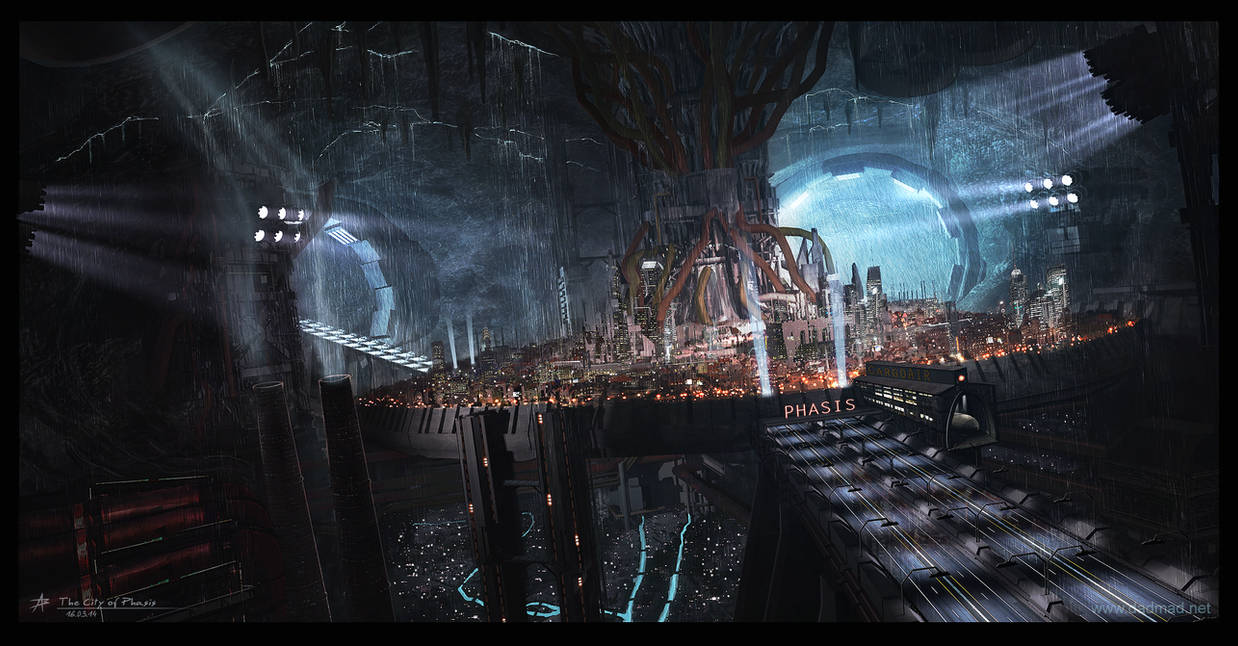 The City of Phasis