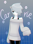 Amazing world of Gumball: Carrie