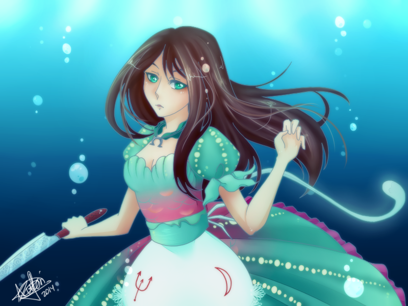 Baúl de garabatos varios Alice_madness_returns__the_siren_by_kutori-d8179aj