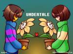 Undertale: Flowers