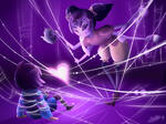Undertale-Muffet's Tea Time Spider Dance~