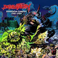 Devastation Compilation Cover by goatart