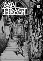 Total Thrash Magazine Cover by goatart