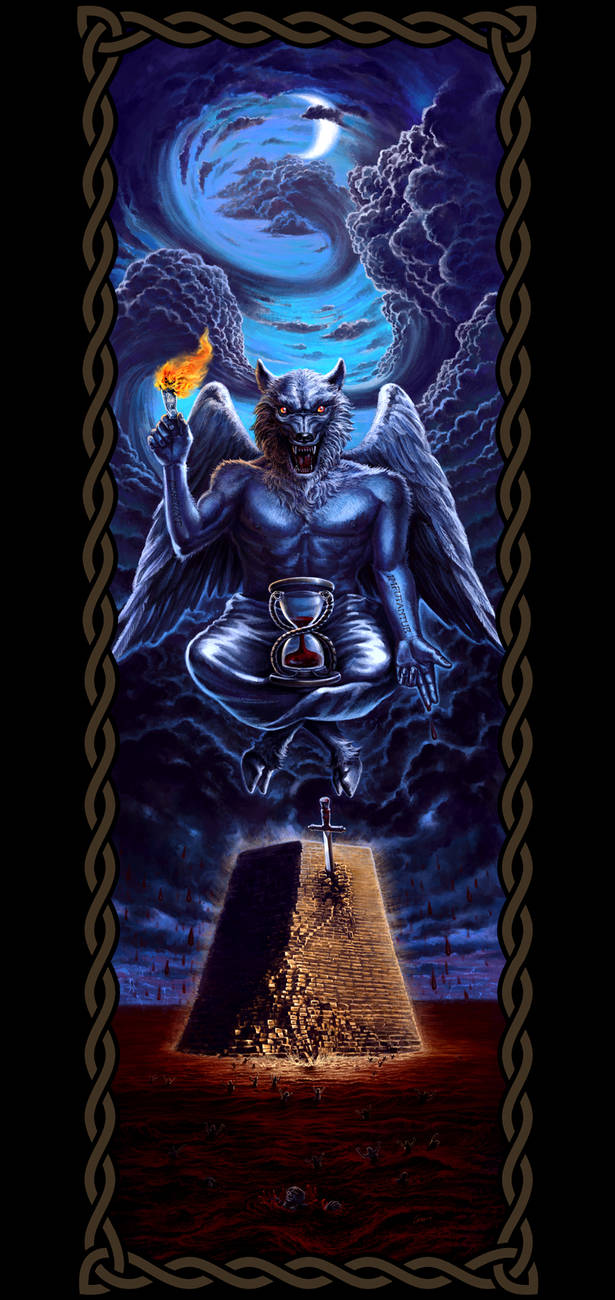 Baphomet Werewolf