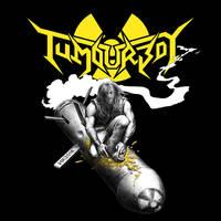 Tumourboy Live in HK T-Shirt Artwork