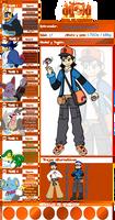 Pkm Agora: Ficha de Joseph by Mitzumaki12