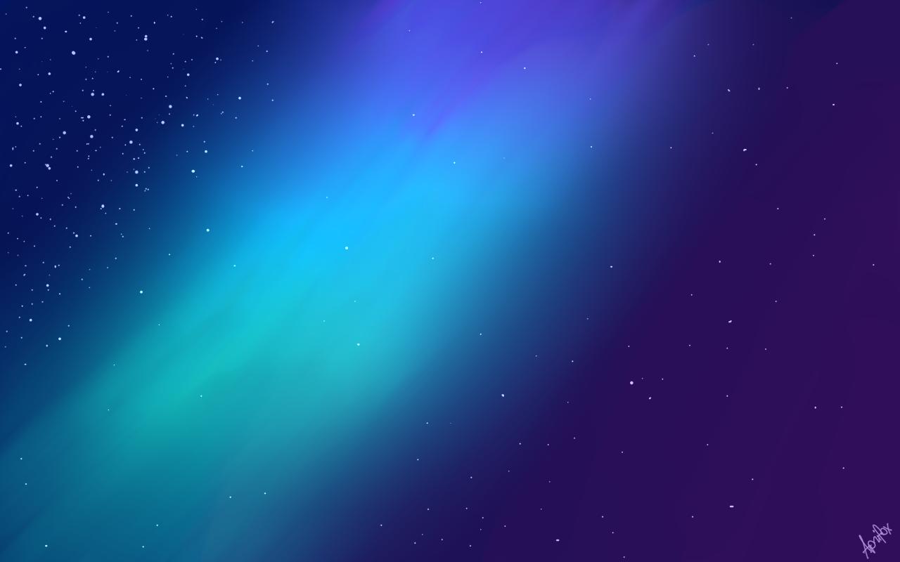 Aurora Night by BuggerTheFox