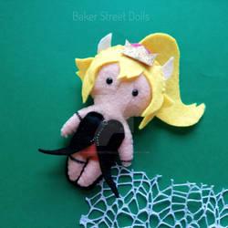 Bowsette Doll