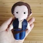 Han Solo by BakerStreetDolls