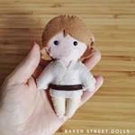 Luke Skywalker by BakerStreetDolls