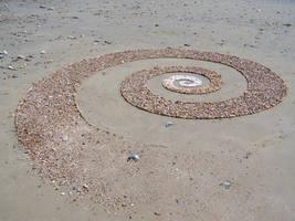 Chalk/ Sandstone spiral 1