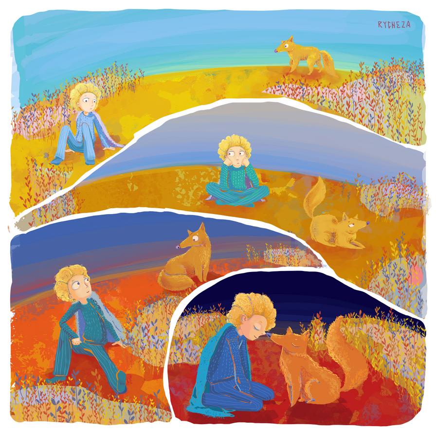 Taming by Rycheza