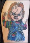 Chuckie Tattoo