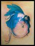 Amy Brown Fairy - Bubble Rider