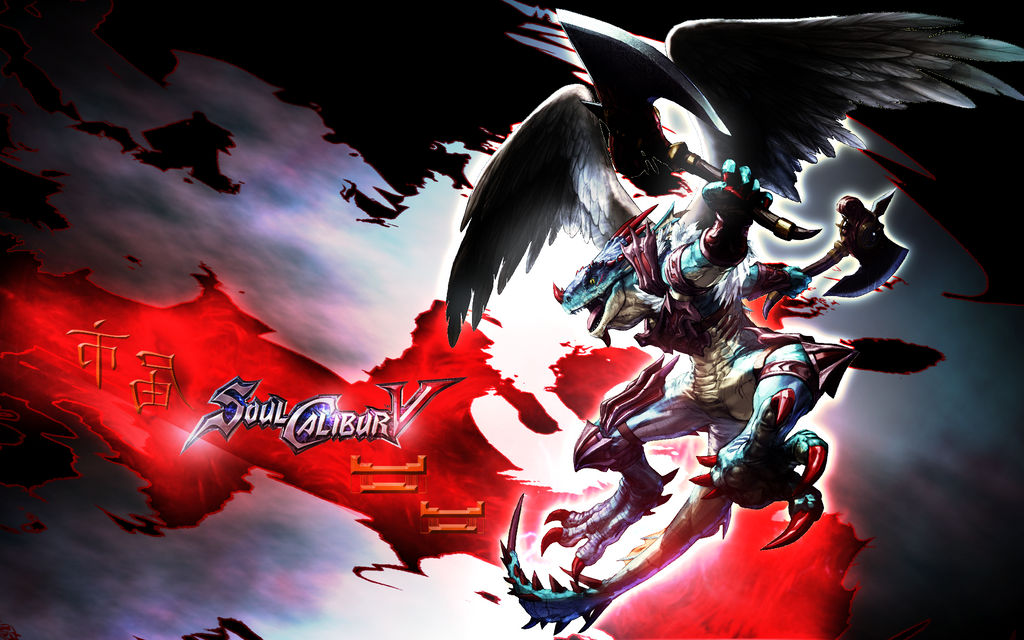 Soul Calibur V Wallpaper By Photacide On Deviantart