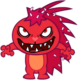 Evil Flaky (My Version)