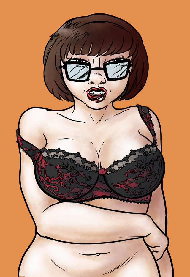 Oh, Velma by mattblack
