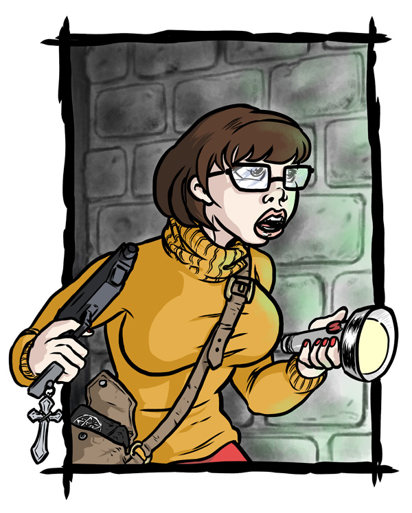 Velma, Occult Investigator by mattblack