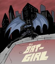 The Bat-girl by mattblack