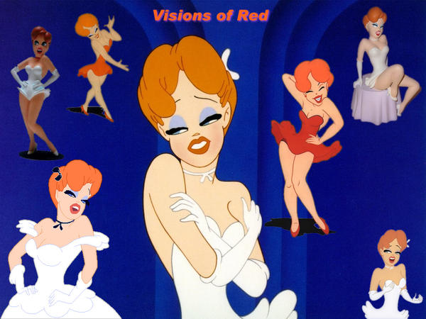 Visions of Red by syc1959