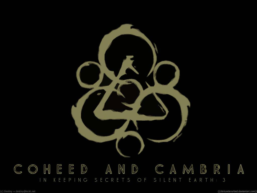 Coheed And Cambria Wallpaper By Chiniunderurbed On Deviantart