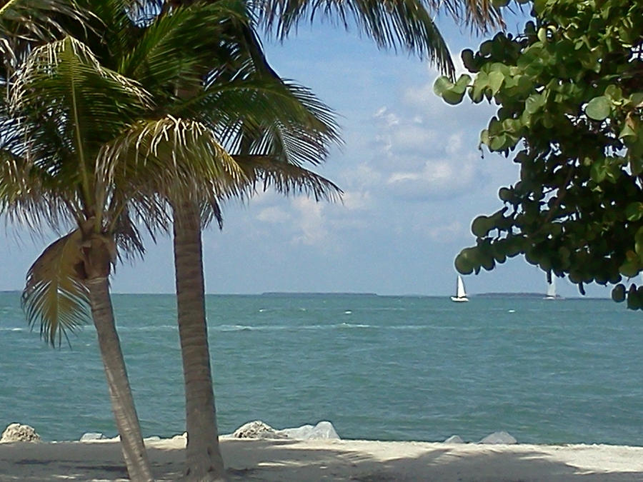 Key West Beach by ADQuatt