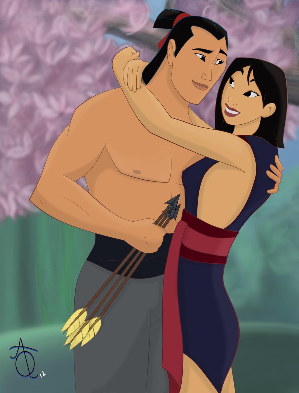 Disney Lovers 6 of 7 - wo ai ni by ADQuatt