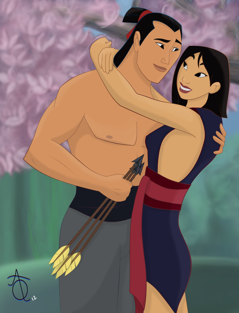 Disney Lovers 6 of 7 - wo ai ni by ADQuatt