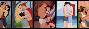 Disney Lovers Complete by ADQuatt