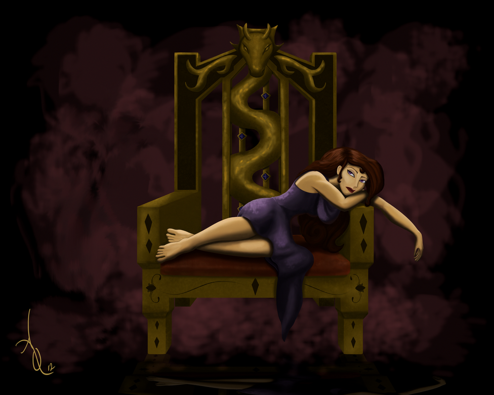 Princess Megara by ADQuatt
