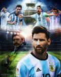 Messi Copa America Wallpaper