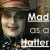 Mad Hatter by DeZiiReeDLC