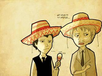 inception - sombreros by gunpowders