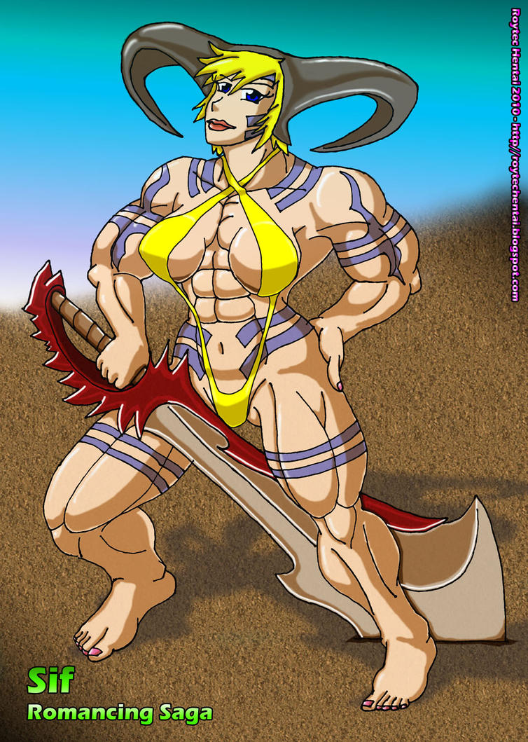 Lady warriors hentai adult pics
