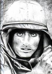 Soldier by sleepydawg