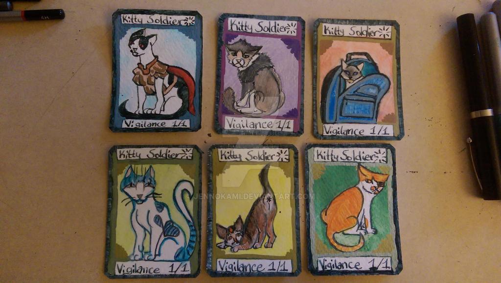 Kitty tokens