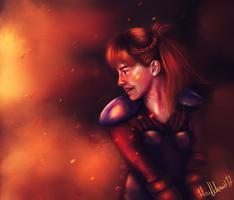 Fire Trial by miss-alchemist