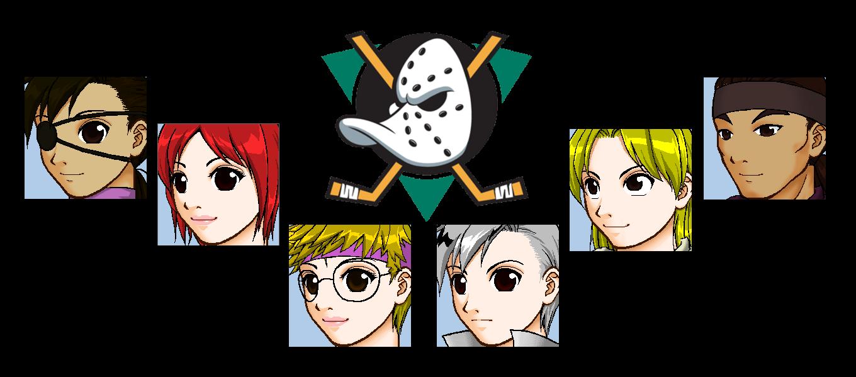 Mighty Ducks Human By Hinohimechan On DeviantArt