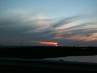 Autumn Sunset by Kinola14