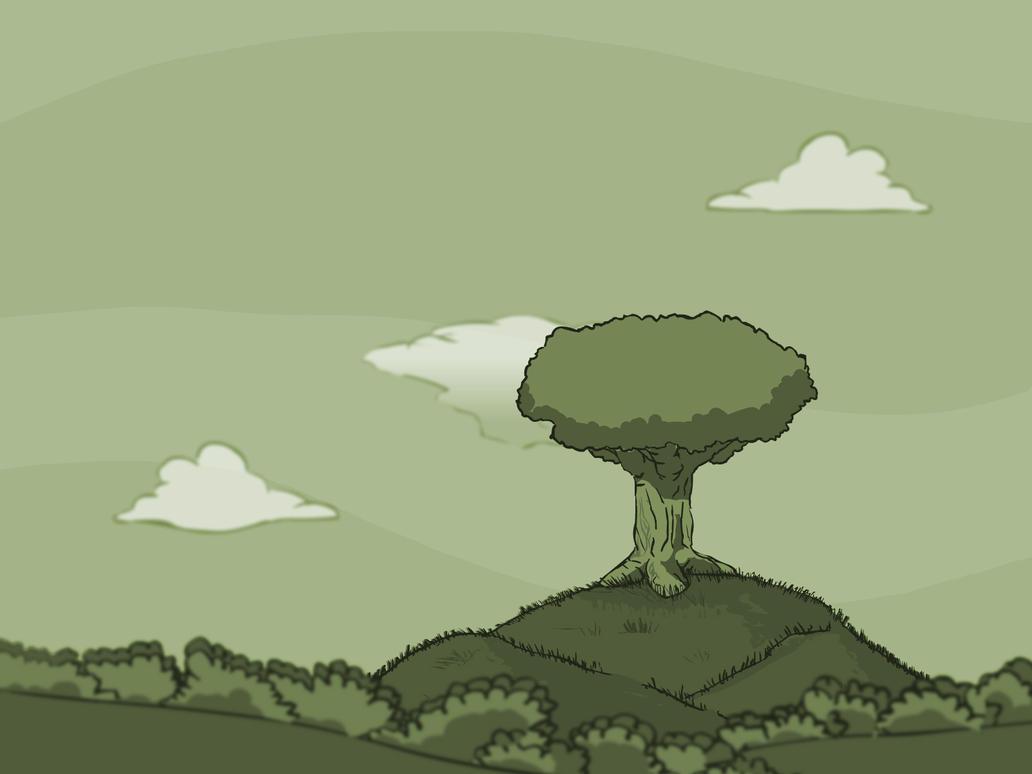 Lone Tree by grmoran