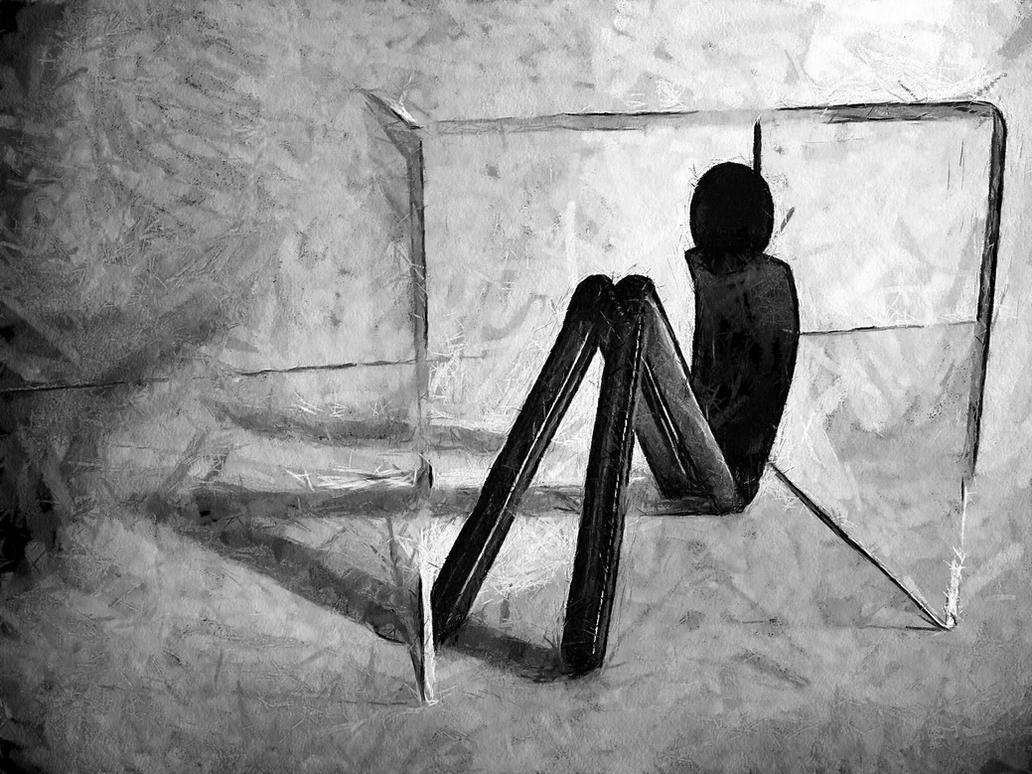 ISOLATION 8 by Jessica-Art on DeviantArt Isolation Artwork