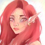 pink elf