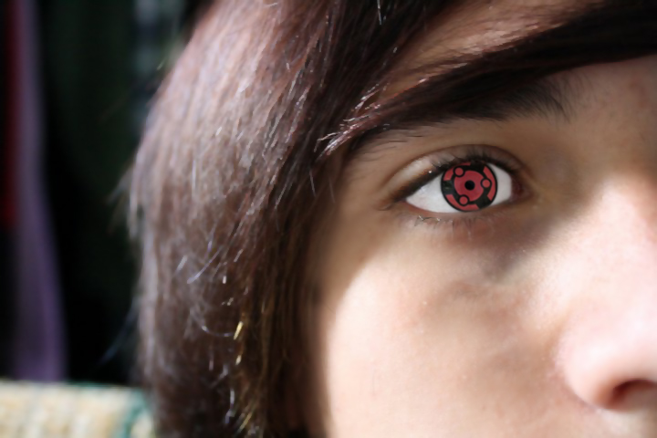 how to get mangekyou sharingan in real life
