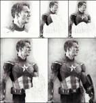 Captain America - A Work in Progress