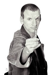 The Ninth Doctor by AngelynnB